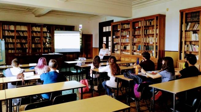 Primeira aula do curso intensivo de Julho 2018