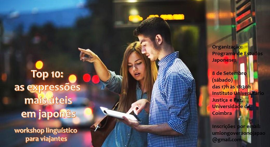8 set 2018 workshop linguistico para viajantes