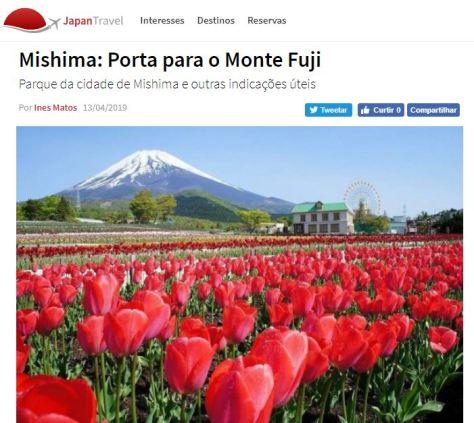 artigo mishima