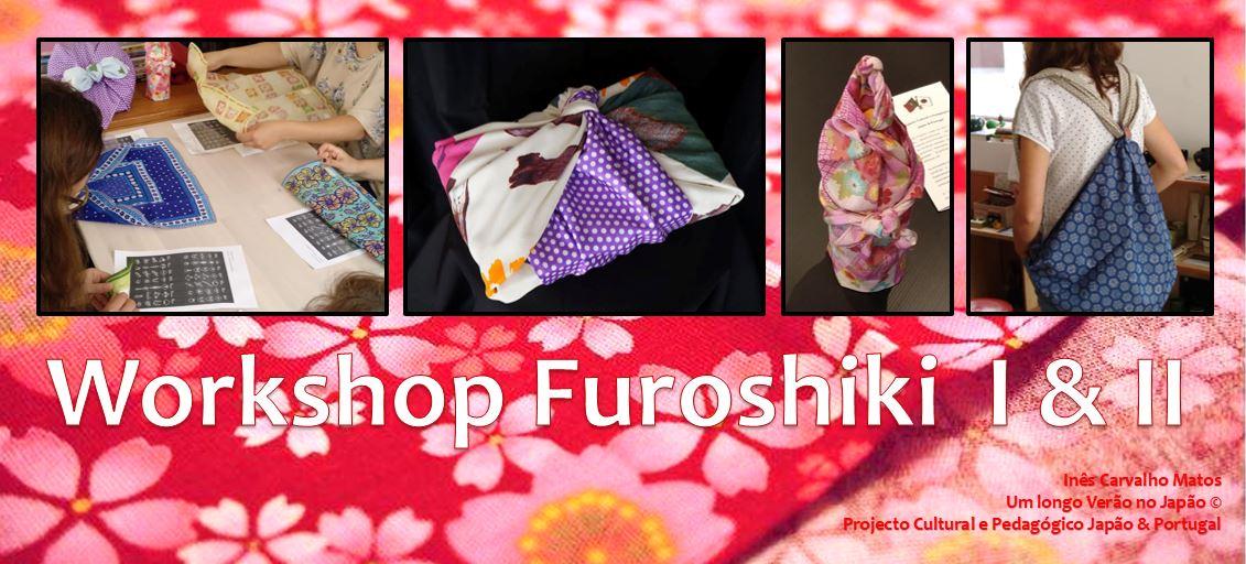 furoshiki workshops novembro 2019